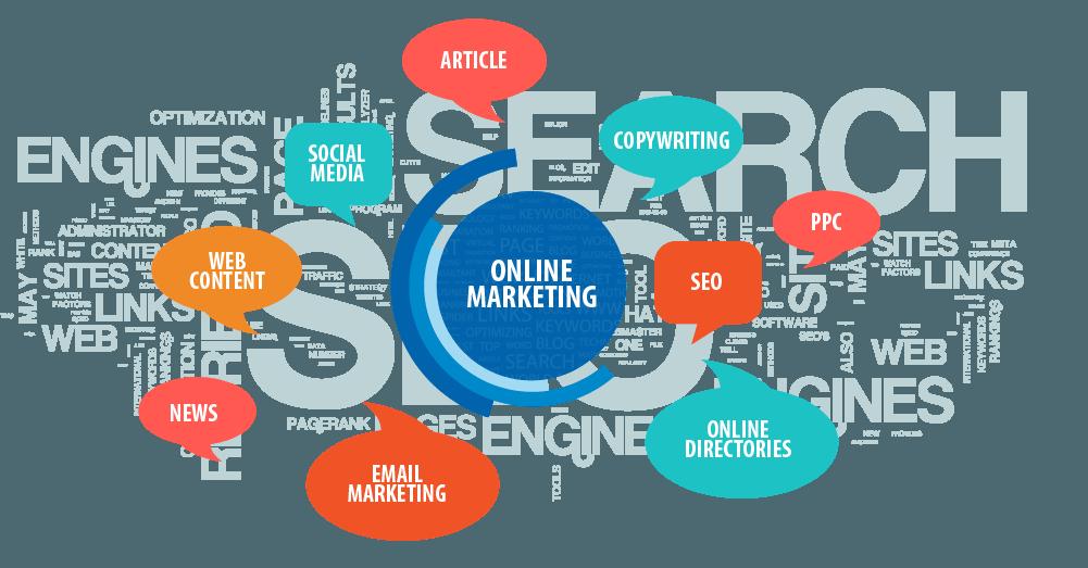 Các công cụ online marketing
