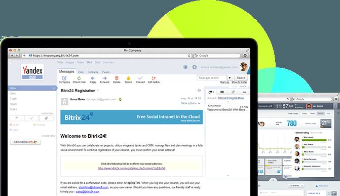 email trong mạng nội bộ