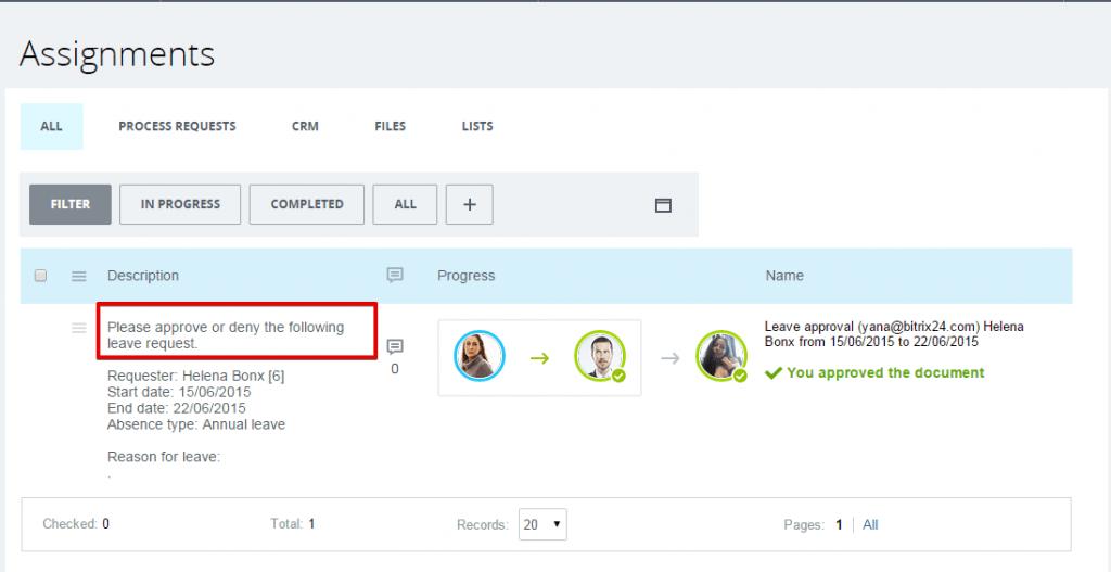 workflow quản lý quy trình