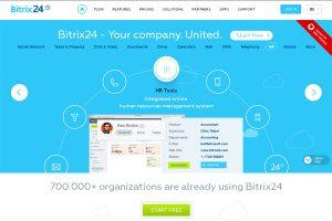 phần mềm nhân sự bitrix24