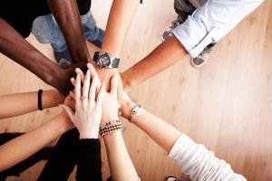 tăng sự hợp tác đội nhóm