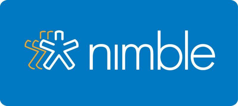 Nimble Logo 1 16 111 e1528278630897 - 10 Phần Mềm CRM Tốt Nhất 2019 - Review 5 Phần Mềm CRM Dành Cho Doanh Nghiệp Nhỏ