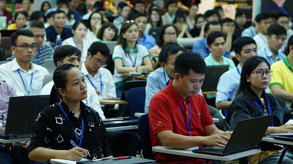 TAKA tổ chức chương trình đào tạo vận hành Bitrix24 với hơn 1000 người tham gia