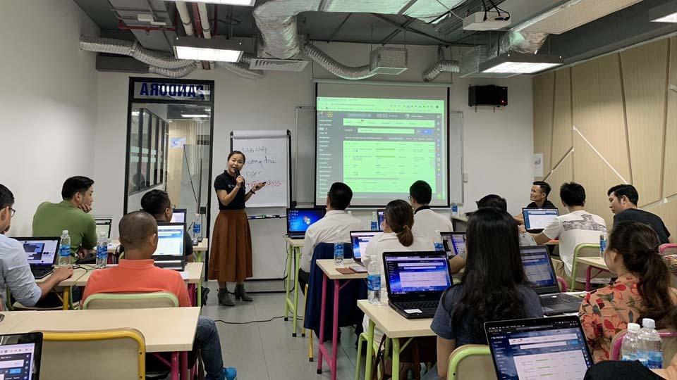 Một chương trình đào tạo Bitrix24 do KASA tổ chức