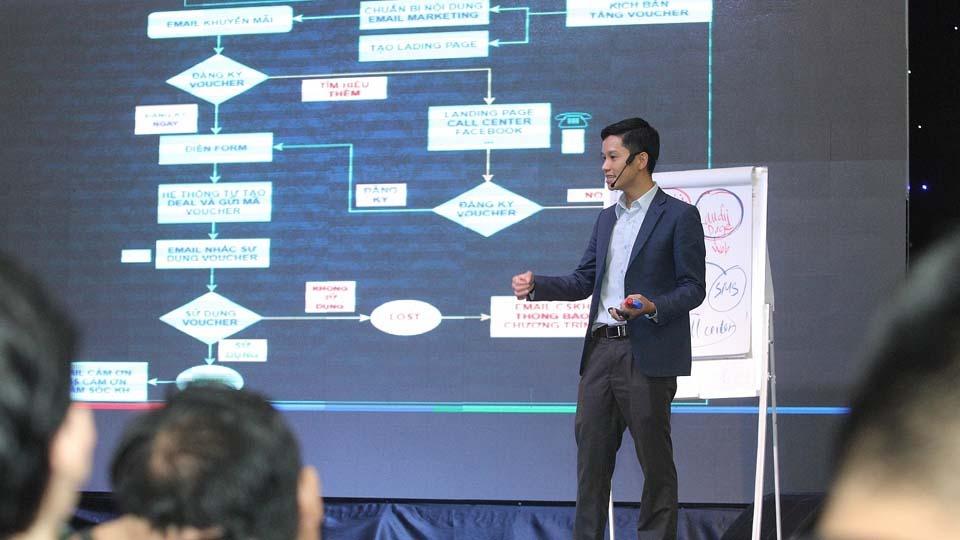 CEO Bùi Quốc Tuấn - Chuyên gia tự động hóa doanh nghiệp