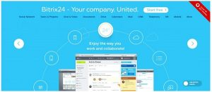 Bitrix24 - phần mềm quản lý doanh nghiệp hiệu quả với hơn 35 công cụ tích hợp trong 1 phần mềm