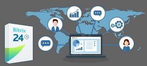 Bitrix24 Partners rộng khắp trên toàn thế giới.