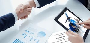 Trao đổi hợp tác triển khai dịch vụ Bitrix24 tại các doanh nghiệp