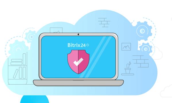 Dữ liệu người dùng luôn được bảo mật tại Bitrix24