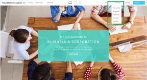 Cài đặt, chỉnh sửa lại thiết kế trang web.