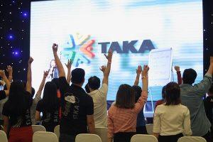 Đội ngũ nhân viên Taka