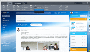 Bitrix24 Self-Hosted là phiên bản tại chỗ, cài đặt và quản lý trên một máy chủ riêng.