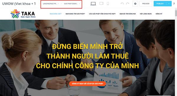 Cho biết trang web bạn đang thiết kế tên gì? thiết kế ở đâu