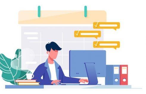 Bitrix24 Google Calendar cho phép người dùng sắp xếp các công việc hàng ngày một cách hiệu quả