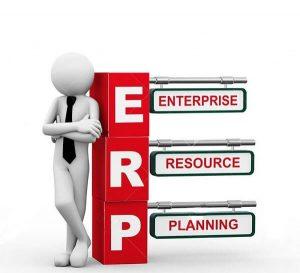 ERP là giải pháp hoạch định nguồn lực doanh nghiệp.